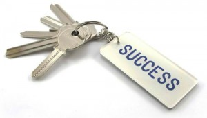 Key to Success in Work, Study, and Sports