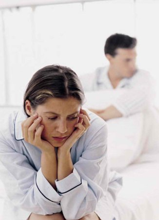 Sexual Dysfunction Causes Dissatisfaction and Frustration