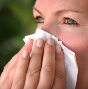 Allergy - Sneeze, Sore Eyes, Itchy and Dry Throat
